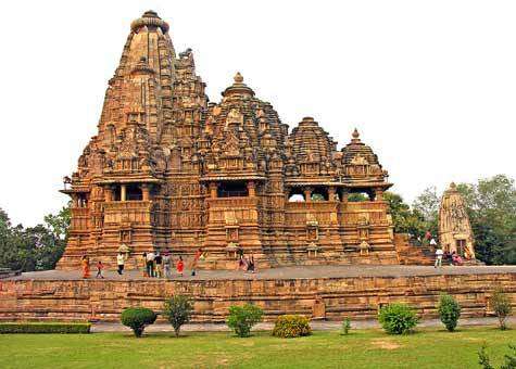 Khajuraho Central India Holidays Tour Packages