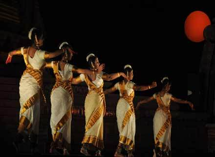 Khajuraho Dance Festival in India